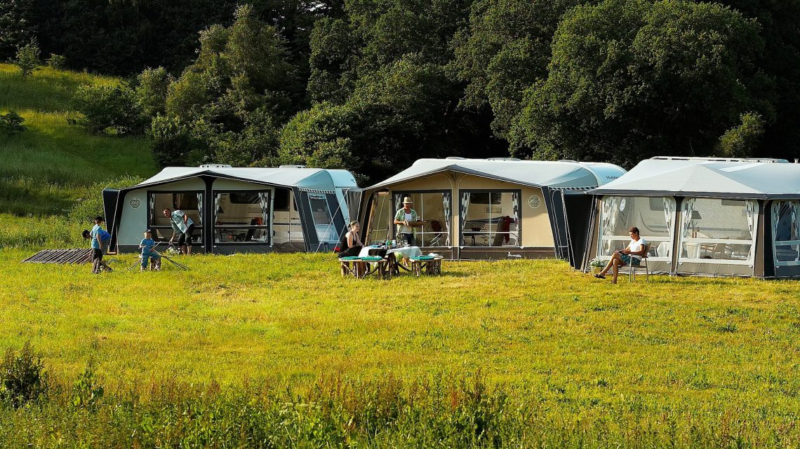 Luxe en gezelligheid met een caravan